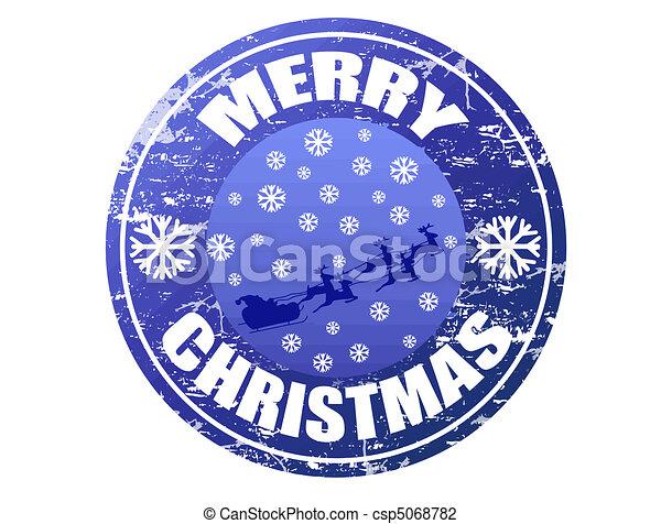ביל, חג המולד, שמח - csp5068782
