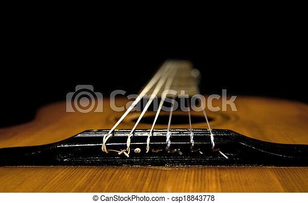גיטרה - csp18843778