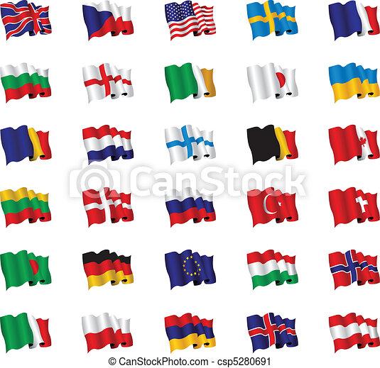 דגלים - csp5280691