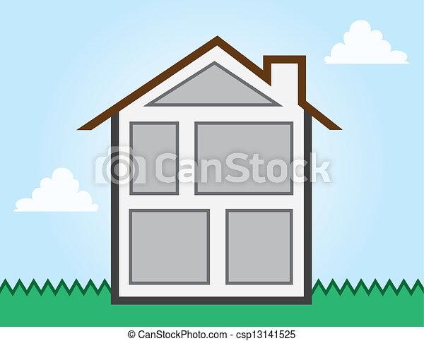 דיר, חדרים, תאר - csp13141525
