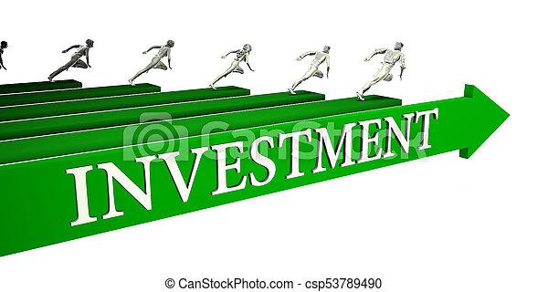 השקעה, הזדמנויות - csp53789490