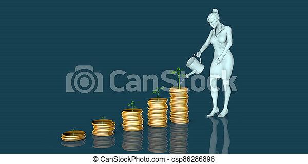 השקעה, הזדמנויות - csp86286896