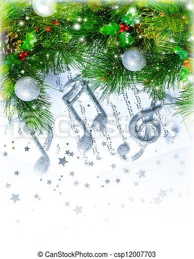 טרבל כלאף, חג המולד - csp12007703
