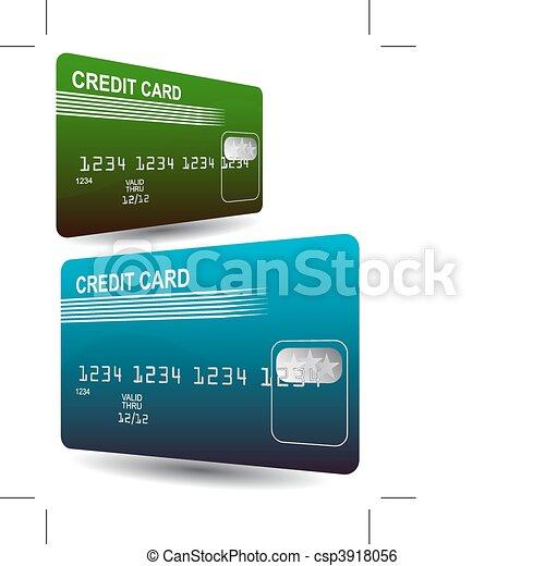 כרטיס אשראי - csp3918056