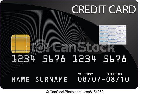 כרטיס אשראי - csp8154350