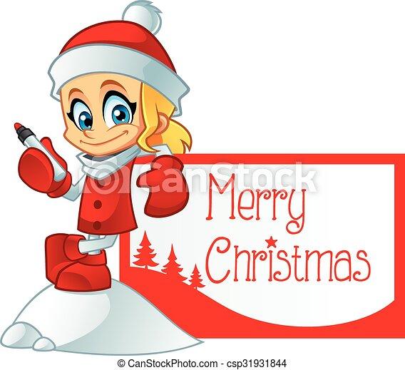 כרטיס של חג ההמולד - csp31931844