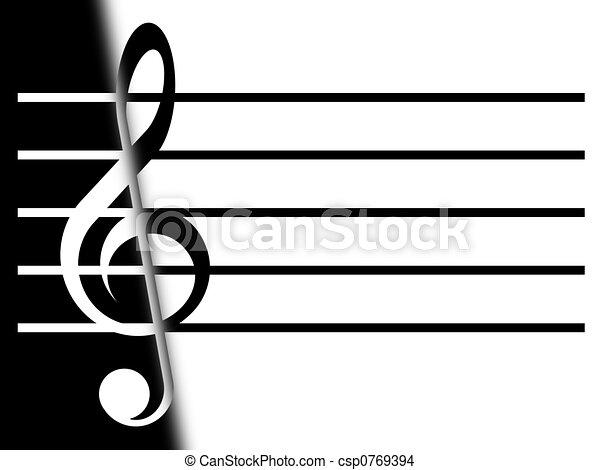מוסיקה - csp0769394