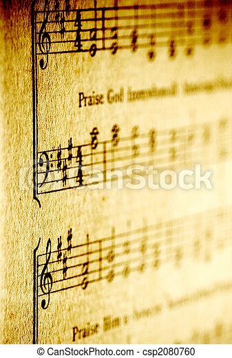 מוסיקה - csp2080760