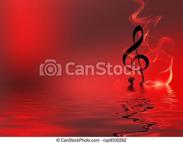 מוסיקה - csp9330262