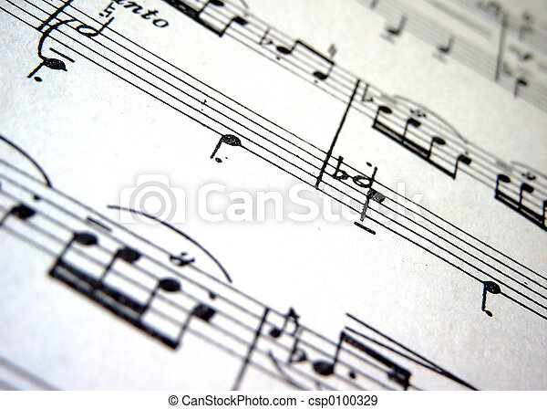 מוסיקה - csp0100329