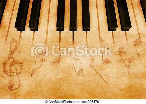 מוסיקה - csp2054761