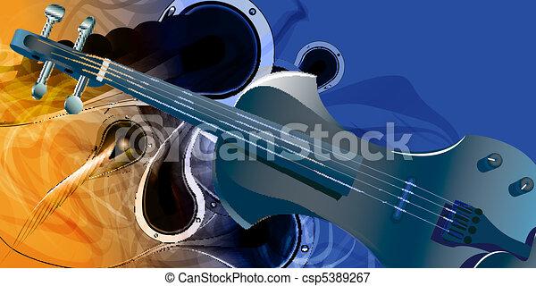 מוסיקה - csp5389267