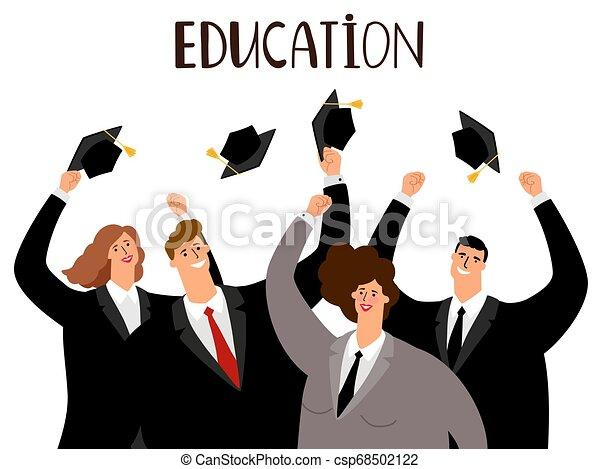 מושג, חינוך, מבוגר - csp68502122