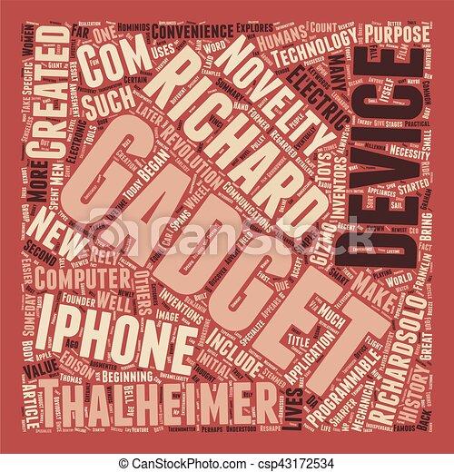 מושג, טקסט, עשה, מכשירים, איך, wordcloud, רקע, היסטוריה - csp43172534