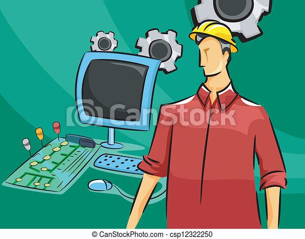 מחשב, הנדס - csp12322250