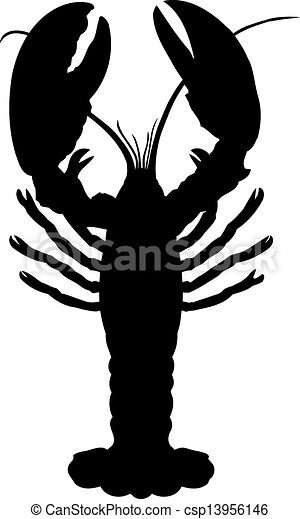 מישהו, crawfish. - csp13956146
