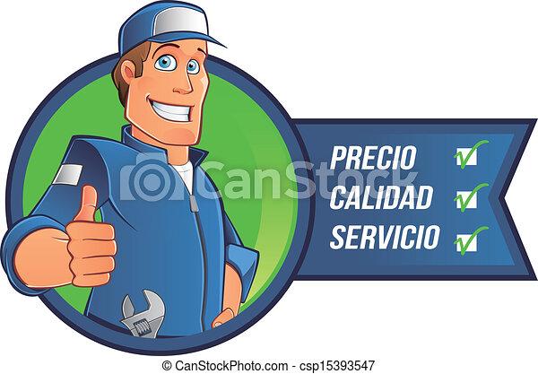 מכונאי - csp15393547