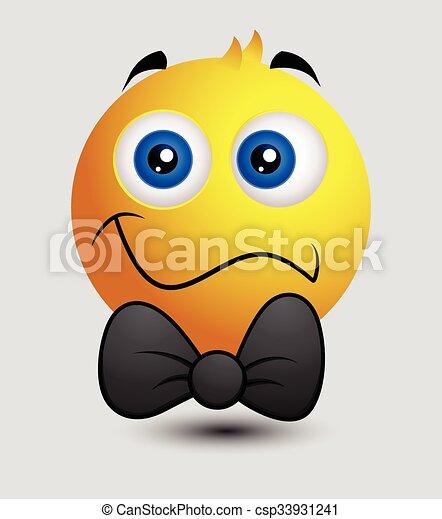 סמילאי, ג'נטלמן, עניבה, כרע - csp33931241
