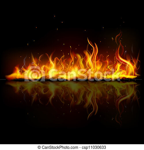 פטר, להבה, להשרף - csp11030633