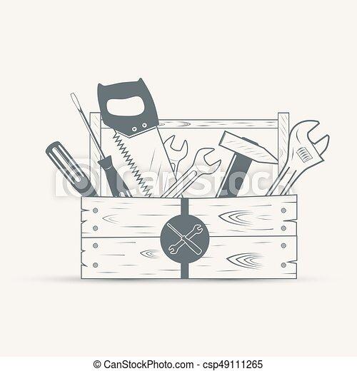 קבע, כלים - csp49111265