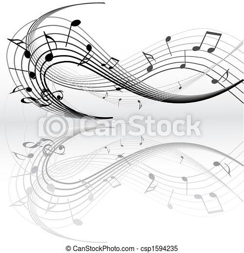 רואה, מוסיקה - csp1594235