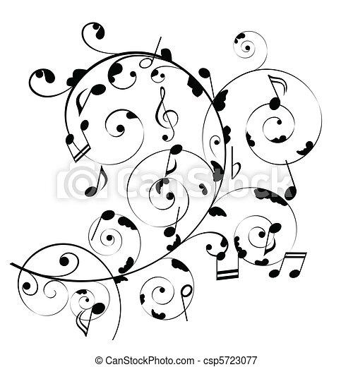 רואה, מוסיקלי - csp5723077