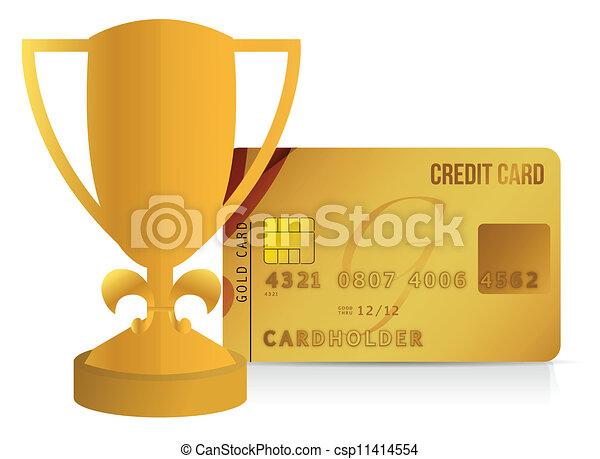 שלל, כרטיס אשראי, דוגמה, חפון - csp11414554