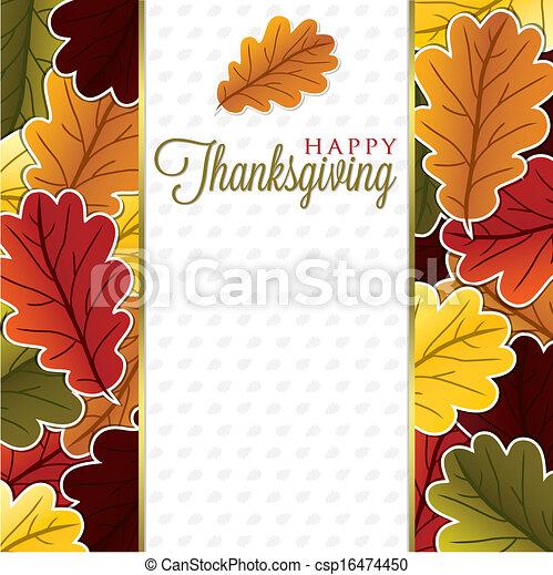 שמח, thanksgiving! - csp16474450