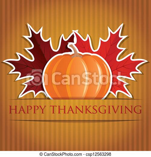 שמח, thanksgiving! - csp12563298