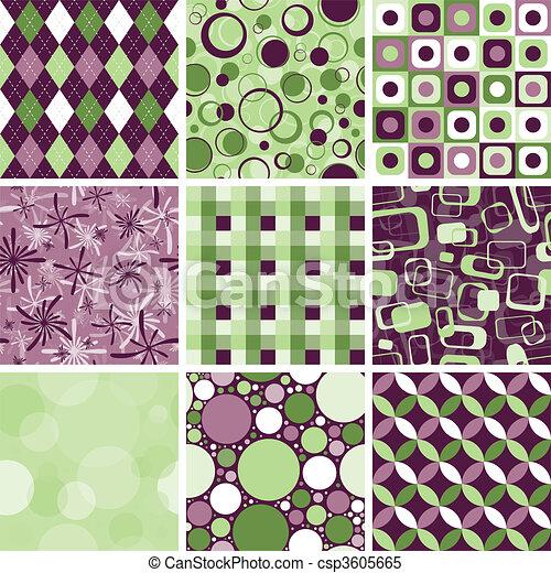 תבנית, seamless - csp3605665