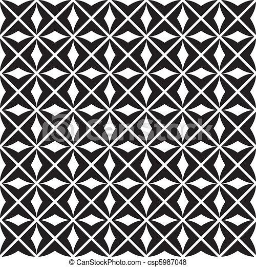 תבנית, seamless, (vector) - csp5987048