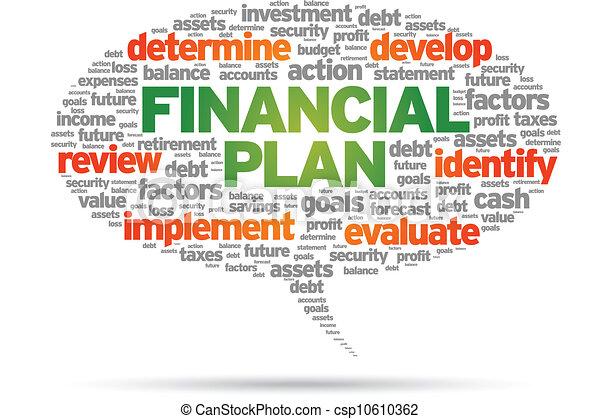 תוכנית כספית - csp10610362