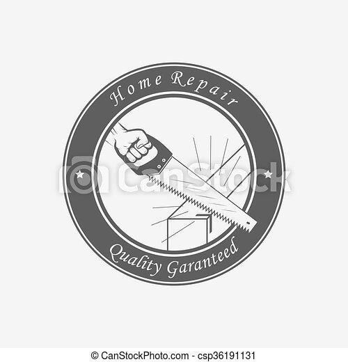 תקן, בתים, איקון, דירות - csp36191131