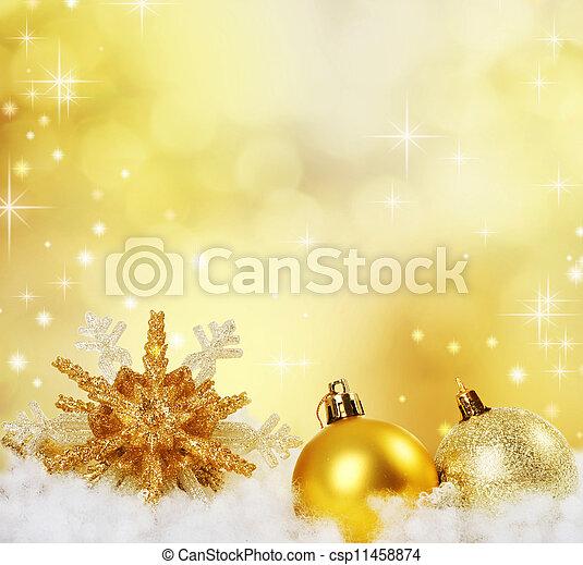 תקציר, רקע, גבול, חופשה, חג המולד, design. - csp11458874