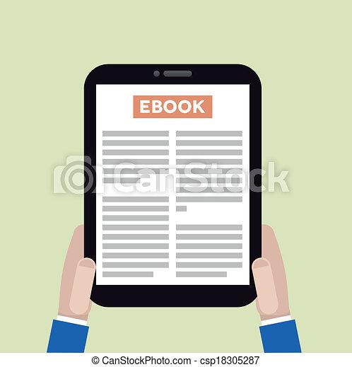 ebook, קדור - csp18305287